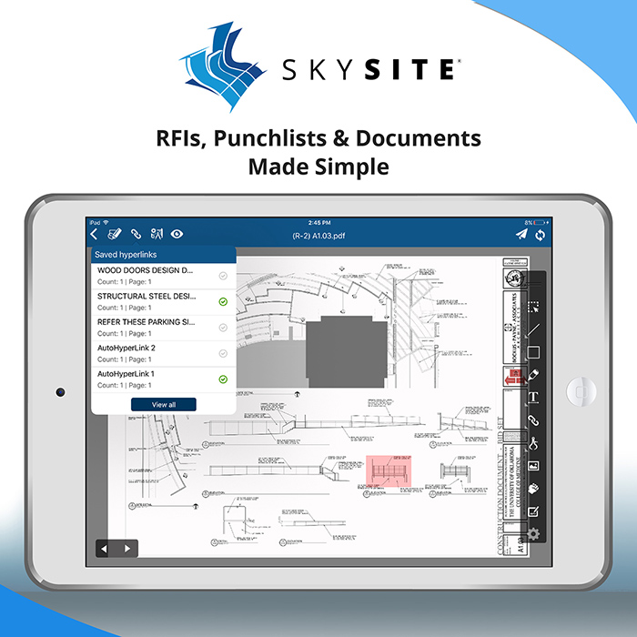 RFIs, Punchlists and Document Management Made simple
