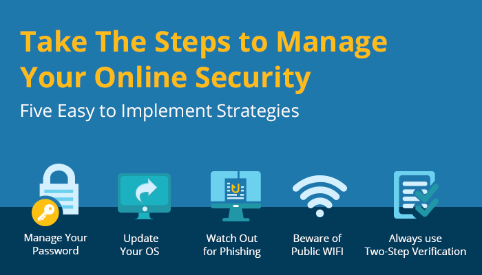 Strategies to Manage Your Online Security