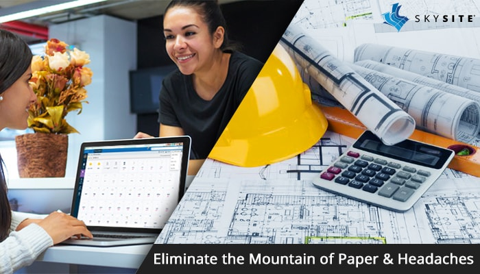 How to Eliminate the Mountain of Paper and Headaches