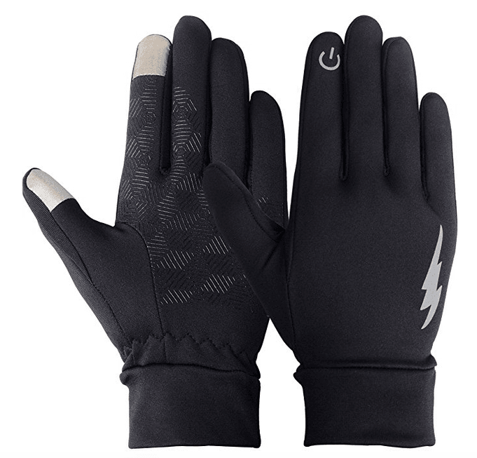 Keep your hands warm with Touch Screen gloves