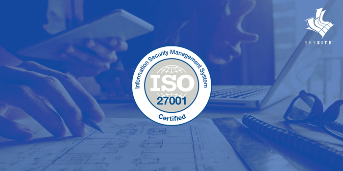 SKYSITE joined an elite group of international companies with ISO 27001 Certification