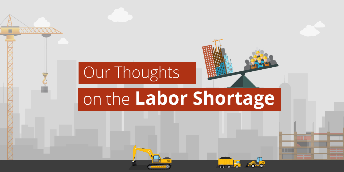 60 Positive Take Aways From The Labor Shortage Blog SKYSITE Enchanting Positive Blog
